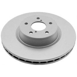 Передний тормозной диск DBA Standard Porsche Cayenne