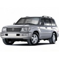 Тормозные диски DBA для Toyota Land Cruiser 100