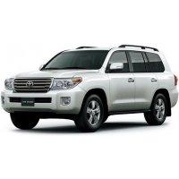 Тормозные диски DBA для Toyota Land Cruiser 200 2007-2015